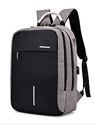 Недорогие -Полиэстер Чехол для ноутбука Однотонные Черный / Темно-серый / Светло-серый