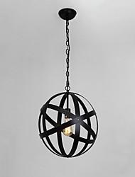 baratos -JLYLITE Esfera Luzes Pingente Luz Descendente Acabamentos Pintados Metal Estilo Mini 110-120V / 220-240V Lâmpada Não Incluída / E26 / E27