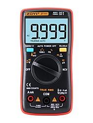 Недорогие -zoyi® t111 mini 9999 рассчитывает цифровой измеритель тока переменного / постоянного тока с цифровым мультиметром