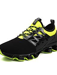 Недорогие -Муж. Комфортная обувь Синтетика Осень Спортивная обувь Беговая обувь / Для плавания Черный / Зеленый / Черный / Красный
