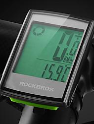 Недорогие -ROCKBROS BC355 Велокомпьютер / Датчик модуляций скорости Водонепроницаемость / Легкость / Безпроводнлй Велосипедный спорт / Велоспорт / Шоссейный велосипед Велоспорт