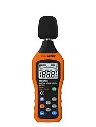 Недорогие -Пиковый измеритель PM6708 ЖК-цифровой аудио децибел Измеритель уровня шума шума ДБ метр измерительный регистратор тестер 30 дБ до 130 дБ
