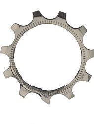 baratos -Engrenagem de roda dentada de roda livre de bicicleta Ciclismo de Estrada / Ciclismo / Moto / Bicicleta dobrável Segurança / Esportes Liga de alumínio Prata