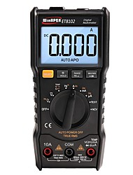 abordables -winapex et8102 affichage digital multi-function range multimeter temp ncv dc tension alternative résistance actuelle diode true rms multimeter