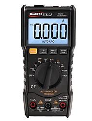 Недорогие -winapex et8102 цифровой дисплей многофункциональный диапазон мультиметр temp ncv постоянный ток постоянного тока диод истинный среднеквадратичный мультиметр