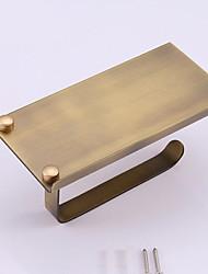 Недорогие -Держатель для туалетной бумаги Новый дизайн Современный Нержавеющая сталь / железо 1шт На стену
