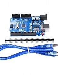 Недорогие -высокопроизводительная совместимая плата разработки uno r3 для arduino atmega328p