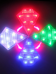 Недорогие -Задняя подсветка на велосипед Лазер Светодиодная лампа Велосипедные фары Горные велосипеды Велоспорт Водонепроницаемый Новый дизайн Литий-ионная аккумуляторная батарея 200 lm Белый Красный Синий