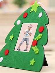 Недорогие -Орнаменты Праздник Нетканый материал Для вечеринок Рождественские украшения