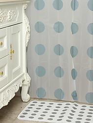 Недорогие -Шторка для ванной Современный Полиэстер / ПВХ механически Новый дизайн / Cool Ванная комната