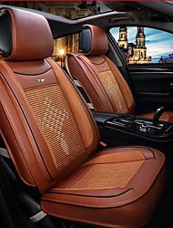 baratos -ODEER Capas para Assento Automotivo Capas de assento Laranja Têxtil / Courino Comum Para Universal Todos os Anos Todos os Modelos