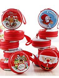 baratos -Natal ano novo saco de varejo pingente decoração de natal árvore de fones de ouvido sacos de armazenamento de doces caixas aleatórias