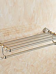 Недорогие -Полка для ванной Новый дизайн / Cool / Многофункциональный Современный Нержавеющая сталь / железо 1шт На стену