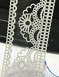 Недорогие -Оконная пленка и наклейки Украшение С цветами / Современный Цветы ПВХ Стикер на окна / Водоотталкивающие / Милый