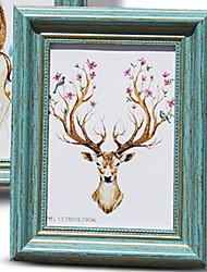 baratos -Estilo Europeu Resina Pintura Molduras, 1pç