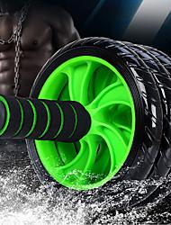 """baratos -6"""" (15 cm) Rolo de roda ab Com 1 Cartolina de Passepartout Confortável, Empresa Extra Non-Slip, Alongamento, Melhorando as dobras para trás PVC (Polyvinylchlorid), PP+ABS Para Fitness / Ginásio"""
