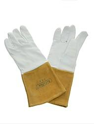 Недорогие -1 комплект Кожа другого типа Защитные перчатки Безопасность Пожарный выход