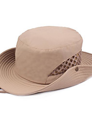 Недорогие -Муж. Классический Шляпа от солнца Однотонный