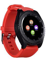 abordables -iPS Z3 Montre Smart Watch Android iOS Bluetooth 2G Moniteur de Fréquence Cardiaque Mesure de la pression sanguine Ecran Tactile Calories brulées Podomètre Rappel d'Appel Moniteur d'Activité Moniteur