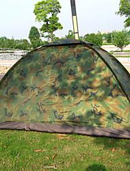 Недорогие -Jungle King 2 человека Световой тент На открытом воздухе Легкость Палатка 1000-1500 mm для Пляж  Пикник Нейлон 200*150*110 cm