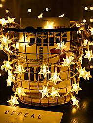 abordables -1 set LED Night Light Blanc Chaud Piles AA alimentées Pour les enfants / Créatif / Décoration <5 V