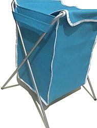 abordables -Oxford Rectangle Design nouveau / Adorable Accueil Organisation, 1pc Panier à linge