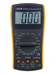 Недорогие -Профессиональный цифровой мультиметр victor vc830l