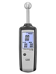 Недорогие -cem dt-128m тестер влажности / гипсовый цемент / бесконтактный индуктивный измеритель влажности