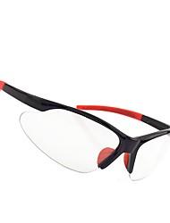 abordables -roca pf73 lunettes de protection contre le vent et la poussière, lunettes de protection anti-buée et anti-choc / transparentes