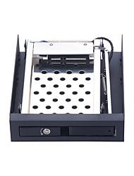 abordables -Unestech Boîtier de disque dur Prêt à l'emploi / Multi Fonction / Grosses soldes Alumnium alliage / Alliage aluminium-magnésium ST2510