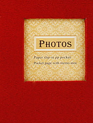baratos -Albúns de fotografias Família Moderno / Contemporâneo Rectângular Para a Casa