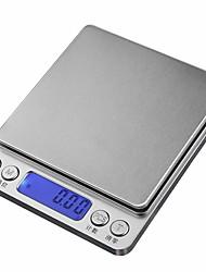 Недорогие -бытовая кухонная шкала для выпечки электронных указала точность 0,01 г мини-граммов, взвешивающих весы для пищевых продуктов