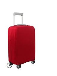 Недорогие -Хлопок Чехол для чемодана Молнии Морской синий / Темно-красный / Хаки