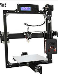 Недорогие -anet a2 3d печать diy алюминиевый металл 3d трехмерное сопло tf карта офлайновая печать ЖК-дисплей интеллектуальные 3d принтеры