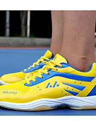 abordables -Homme Chaussures de confort Polyuréthane Printemps & Automne Chaussures d'Athlétisme Tennis Jaune / Bleu clair / Blanc / Bleu
