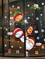 Недорогие -Праздничные украшения Рождественский декор Рождественские украшения Декоративная Образец 1шт