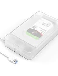 Недорогие -MAIWO USB 3.0 в SATA 3.0 Внешний жесткий диск Автоматическое конфигурирование / Многофункциональный / Установка без инструментов / со светодиодным индикатором 8000 GB K10435