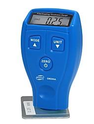baratos -verificador de alta precisão da película do calibre de espessura do revestimento verificador automotivo da superfície da pintura