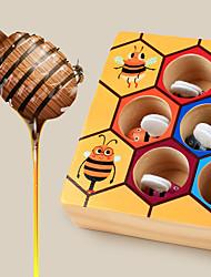 Недорогие -Конструкторы Животные Cool утонченный деревянный Все Игрушки Подарок 1 pcs