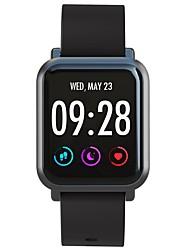 Недорогие -BoZhuo SN60 PLUS Умный браслет Android iOS Bluetooth Спорт Водонепроницаемый Пульсомер Измерение кровяного давления / Израсходовано калорий / Педометр / Напоминание о звонке / Сидячий Напоминание