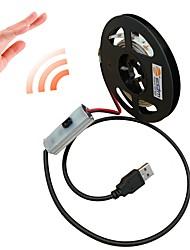 Недорогие -zdm 200cm / 80 inch 2835 водонепроницаемый датчик жестов светлая полоса usb интерфейс dc5v