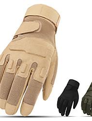 Недорогие -Спортивные перчатки Спортивные перчатки / Перчатки для велосипедистов Пригодно для носки / Нескользящий Полный палец Микроволокно Велосипедный спорт / Велоспорт Муж. / Жен.