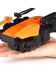 Недорогие -RC Дрон IDEA 7 Готов к полету 10.2 CM 6 Oси 2.4G / WIFI С HD-камерой 2.0MP 720P Квадкоптер на пульте управления Прямое Yправление / GPS-позиционирование / зAвисать Квадкоптер Hа пульте Y