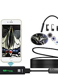 baratos -Endoscópio do telefone móvel do wifi do borescope 1200p