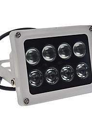 Недорогие -заводская лампа инфракрасного осветителя oem aj-bg8080hw для систем безопасности 11,3 * 8,5 * 9,8 см 0,75 кг