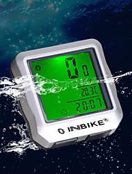 Недорогие -INBIKE 528 Велокомпьютер Odo - одометр / Термометры / Скорость Шоссейные велосипеды / Велосипедный спорт / Велоспорт / Горный велосипед Велоспорт