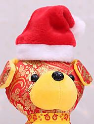 Недорогие -Аксессуары для вечеринок Рождество / Вечеринка / ужин Фавор украшения Нетканые Новогодняя тематика / Костюмы Санта Клауса / Креатив