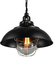 billiga -QINGMING® Mini Hängande lampor Fluorescerande Målad Finishes Metall Ministil 110-120V / 220-240V