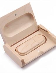 Недорогие -прекрасный лес модель USB 2.0 флэш-памяти диска перо driveu диск флэш-накопитель 16 ГБ