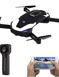 baratos -RC Drone IDEA8 RTF 6 Canais 6 Eixos 2.4G Com Câmera HD de 2.0MP 2.0MP 720P Quadcópero com CR Luzes LED / Retorno Com 1 Botão / Modo Espelho Inteligente Quadcóptero RC / Controle Remoto / 1 Cabo USB